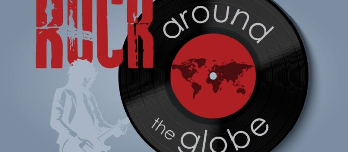 Rock around the globe