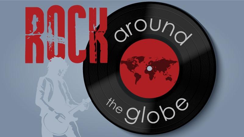 Rock around the globe