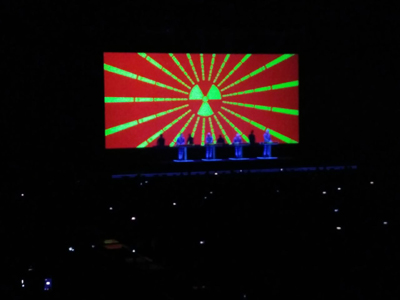 """Kraftwerk over Athens με τα καλά τους και τα άσχημά τους"" επιμέλεια Σπύρος Ζερβός"