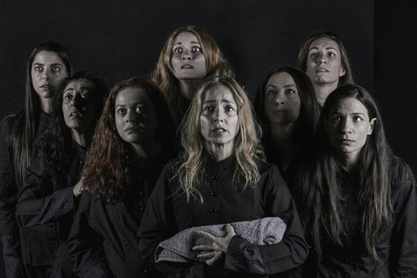 """""""Οι φυλακισμένες, μια αιχμηρή παράσταση που σε καθηλώνει"""" από την Νίκη Ηλιοπούλου"""