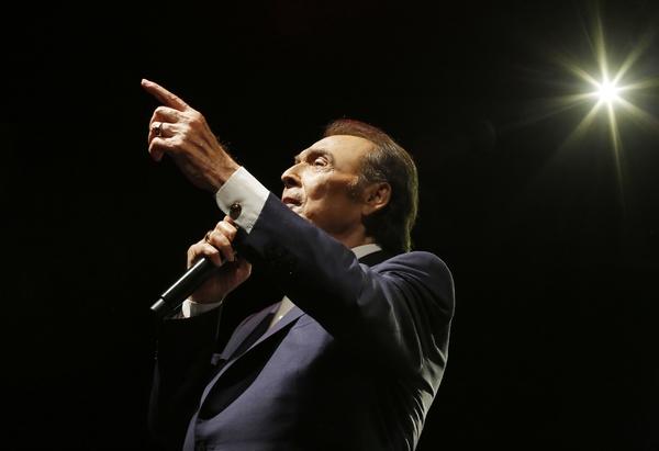Ο Τόλης Βοσκόπουλος την Κυριακή 30 Σεπτεμβρίου στο Ηρώδειο