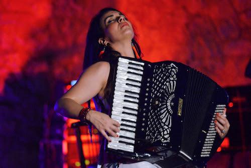 Η Ζωή Τηγανούρια με τη Συμφωνική Ορχήστρα Δήμου Αθηναίων την Κυριακή 9 Σεπτεμβρίου στο Θέατρο Κολωνού