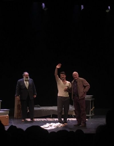 Πήγαμε / Είδαμε : «Στα Ξένα Έλληνας και στην Ελλάδα ξένος» στο Θέατρο Χώρα (επιμέλεια : Wanderer)