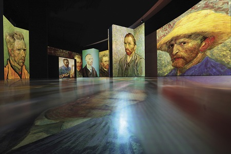 """Van Gogh alive the experience"" στη Θεσσαλονίκη από τις 23 Νοεμβρίου"