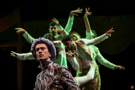 """""""Αλαντίν ντιν νταν"""" στο θέατρο Τέχνης στην σκηνή Φρυνίχου. Εορταστικό πρόγραμμα παραστάσεων"""