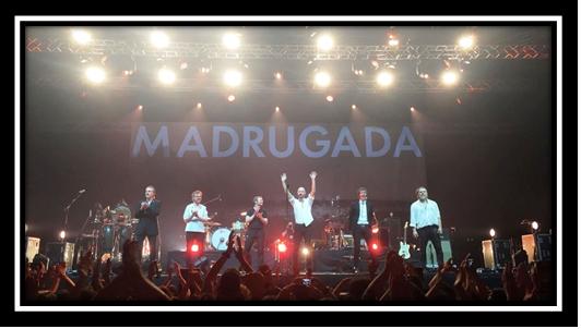 """Madrugada"" ένα μουσικό φαινόμενο επί σκηνής"