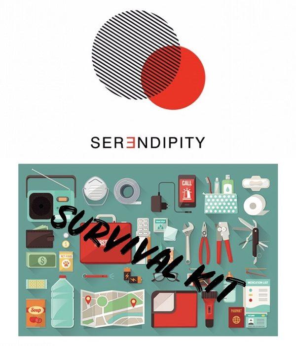 TEDxAUAthens 2019 Serendipity survival kit. Ήρθε η ώρα. Μάθετε τις τελευταίες λεπτομέρειες