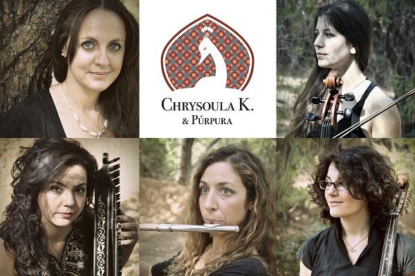 """""""Ψεύτης ήλιος"""" νέο single από τις Chrysoula K. & Purpura"""