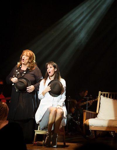 """""""Όνειρα γλυκά"""" με την Ελπίδα και την Σαλίνα Γαβαλά, για 2η χρονιά κάθε Πέμπτη στο θέατρο Χυτήριο"""