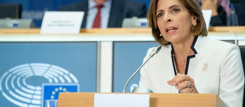 Ακρόαση της ορισθείσας Επιτρόπου Υγείας Στέλλας Κυριακίδου