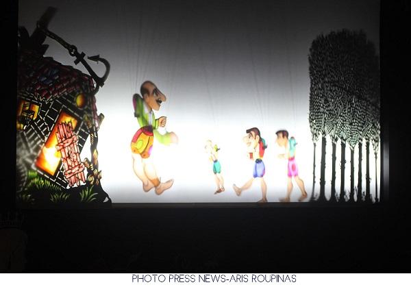 """""""Θέατρο σκιών 60 χρόνια Θανάσης Σπυρόπουλος"""" κάθε Σάββατο στο Σπυροπούλειο Μουσείο θεάτρου σκιών"""