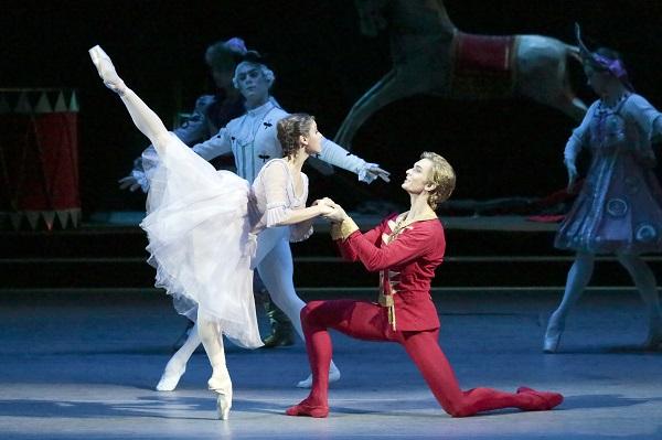"""""""Καρυοθραύστης"""" με το Bolshoi ballet academy από 23 μέχρι 29 Δεκεμβρίου στο Christmas theater"""