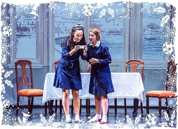 """""""Το καπλάνι της βιτρίνας"""" στο θέατρο Αμαλία. Εορταστικό πρόγραμμα"""