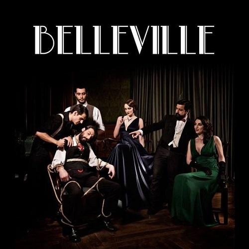 Οι Belleville στο Faust την Τετάρτη 19 Φεβρουαρίου