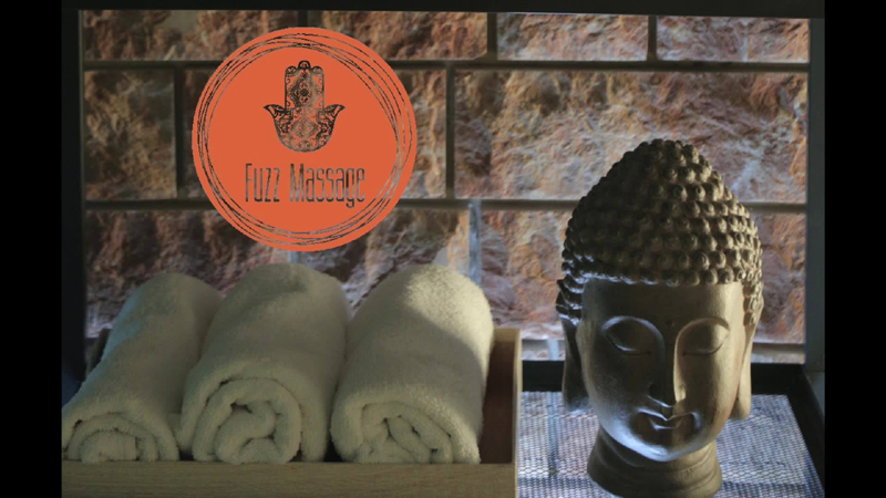 Κερδίστε 2 full body massage από το Fuzz Massage