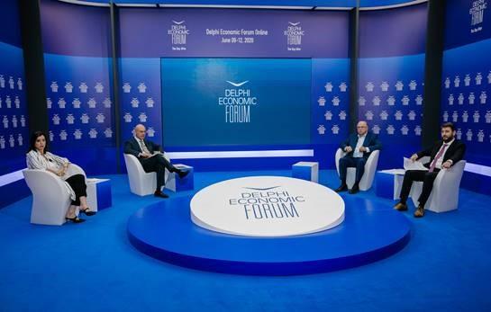 Το Ευρωπαϊκό Κοινοβούλιο στο Delphi Economic Forum V