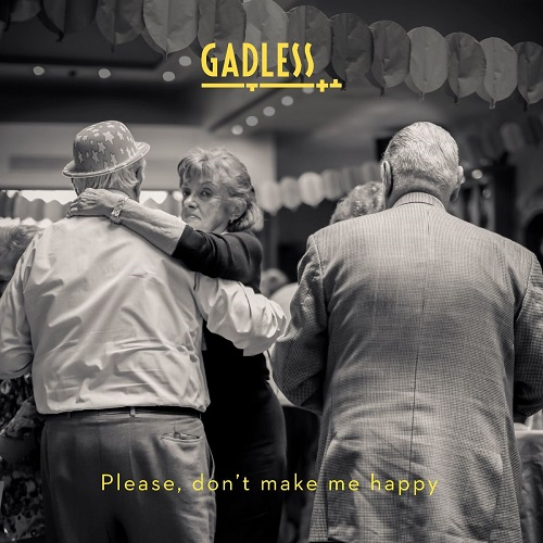 """Please don't make me happy"" το νέο single από τους Gadless κυκλοφορεί από την Ammos music"