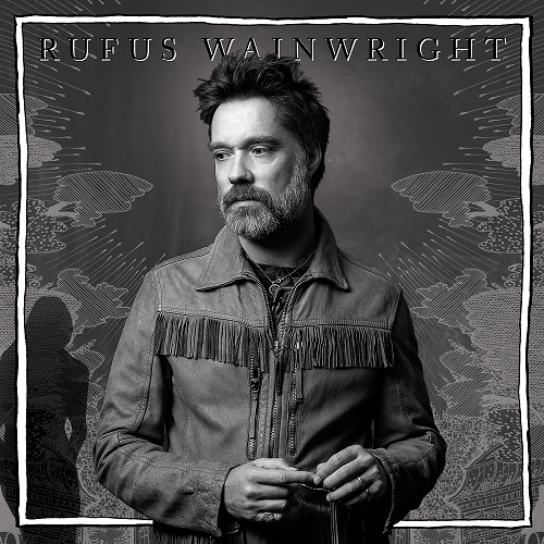 """Unfollow the rules"" το νέο album του Rufus Wainwright κυκλοφορεί από την BMG"