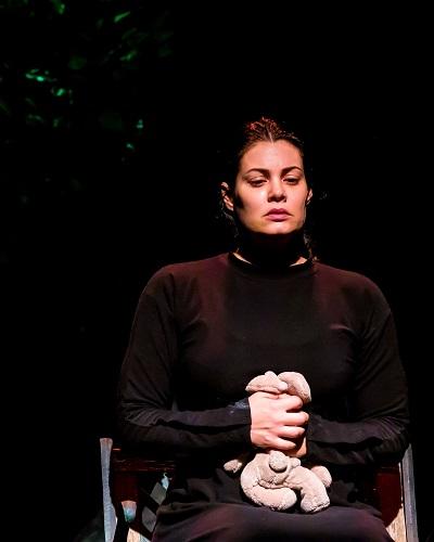 """Jordan"" με την Μαρία Κορινθίου επιστρέφει τον Οκτώβριο κάθε Τρίτη και Τετάρτη στο Alhambra Art theatre"
