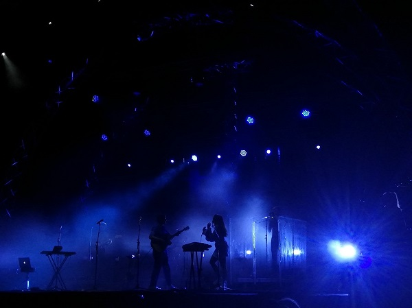 Πήγαμε / Είδαμε : Katerine Duska & Leon of Athens στην Τεχνόπολη.. μια μαγική νύχτα στην καλοκαιρινή Αθήνα του 2020