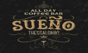 Sueno all day coffee bar