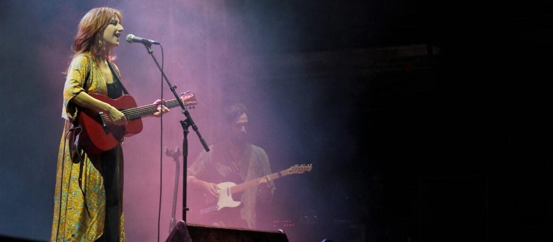 (Τεχνόπολη 2020): Μαρία Παπαγεωργίου - Θέλουμε να είσαι η μουσική που ξαγρυπνάει μαζί μας. || Γράφει ο Ντίνος Γεωργακόπουλος
