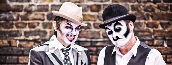 The Tiger Lillies live from Athens! Στις 12.30 μετά τα μεσάνυχτα (της Τετάρτης 30/09 προς Πέμπτη 1/10)