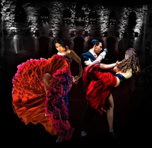 Tango VS Flamenco Pasiones την Τετάρτη 23 Σεπτεμβρίου στο Ωδείο Ηρώδου του Αττικού