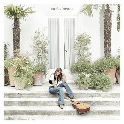 """Carla Bruni"" το νέο album της Carla Bruni κυκλοφορεί από την MINOS EMI / Universal"