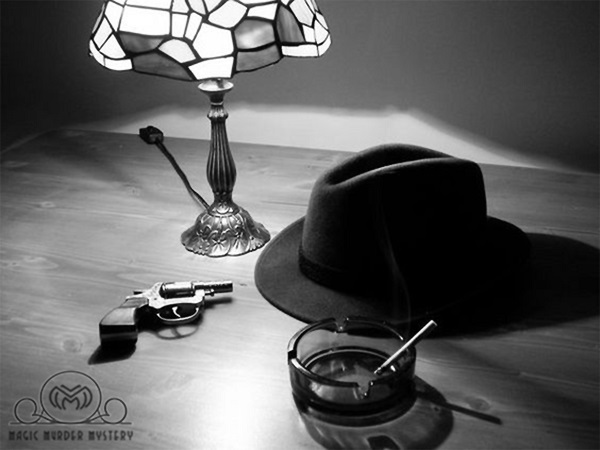 """Magic murder mystery"" από την Παρασκευή 23 Οκτωβρίου στο Red Jasper Cabaret theatre"