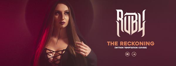 """The Reckoning"" το 7ο video της σειράς των ""Cover sessions"" κυκλοφορεί από την Ruby Bouzioti"