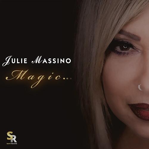 """Magic"" το νέο single της Julie Massino κυκλοφορεί από την Spark Records Greece"