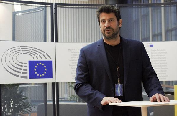 Πανευρωπαϊκή εκστρατεία Γεωργούλη για την στήριξη του Πολιτισμού, με τη συμμετοχή 103 ευρωβουλευτών