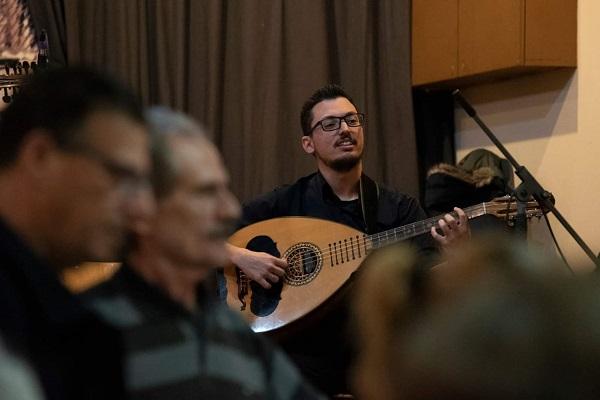 """Anathema se"" μουσική σύμπραξη από τον Γιάννη Σεβαστόπουλο με την Ζωή Τηγανούρια"