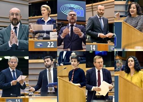 Προϋπολογισμός, κράτος δικαίου, κλίμα: συζήτηση για τα αποτελέσματα της συνόδου κορυφής