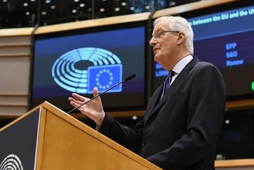 ΕΕ - ΗΒ: Το ΕΚ υπέρ της επίτευξης συμφωνίας, χαιρετίζει τις ετοιμασίες για κάθε ενδεχόμενο