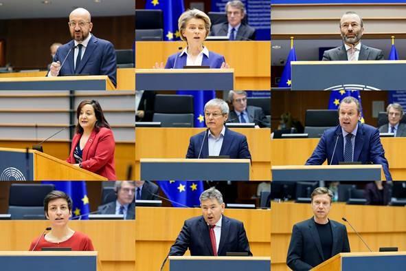 Νέος πρόεδρος στις ΗΠΑ: οι ευρωβουλευτές ελπίζουν σε αναθέρμανση των διατλαντικών σχέσεων