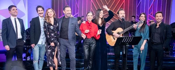 """Αφιέρωμα στην Ευτυχία Παπαγιαννοπούλου στην εκπομπή """"Στα Τραγούδια Λέμε Ναι!"""" στις 20 Φεβρουαρίου"""