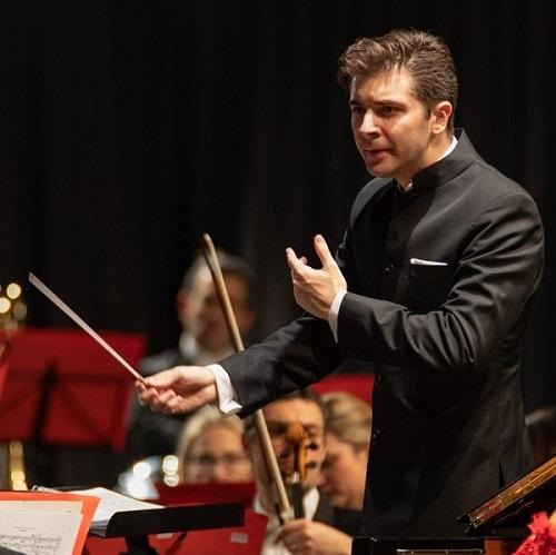 Ο Διονύσης Γραμμένος και οι μουσικοί της Ελληνικής Ορχήστρας Νέων σε live streaming από το Μέγαρο Μουσικής Αθηνών την Πέμπτη 11 Μαρτίου