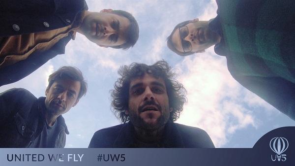 Οι Whereswilder έρχονται στη United We Fly