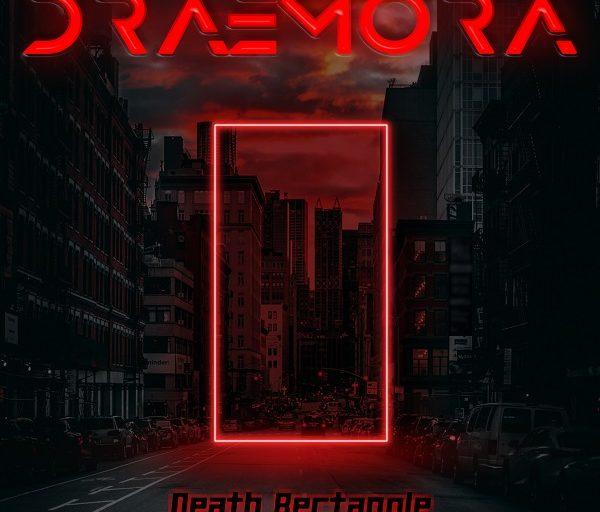 """Victorius"" το 1ο single από το επερχόμενο album των Draemora με τίτλο ""Death rectangle"" (δελτίο τύπου στα αγγλικά)"