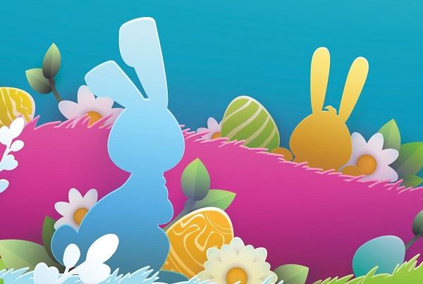 """""""Υποδεχόμαστε το Πάσχα"""" online εικαστικό εργαστήρι για μικρούς καλλιτέχνες την Κυριακή 18 Απριλίου"""