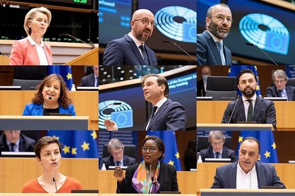 Σχέσεις ΕΕ-Τουρκίας: συζήτηση με τον Charles Michel και την Ursula von der Leyen