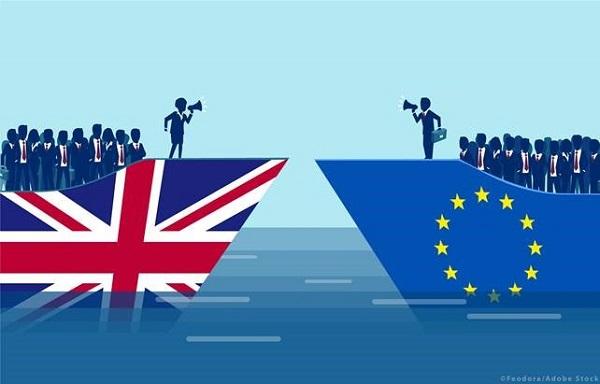 Η τελευταία συζήτηση για τις σχέσεις Ε.Ε. - Ηνωμένου Βασιλείου πριν την υπογραφή της συμφωνίας
