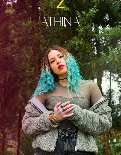 """""""2"""" το single της Αθηνάς Κοντοδήμα κυκλοφορεί από την MINOS EMI"""