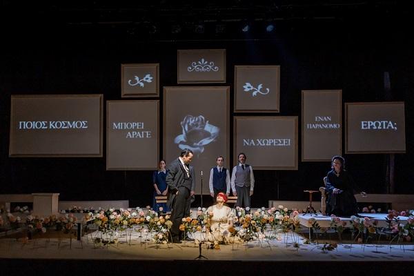 """""""Ιστορία χωρίς όνομα"""" για 8 παραστάσεις στην Αθήνα. Πλήρες πρόγραμμα"""