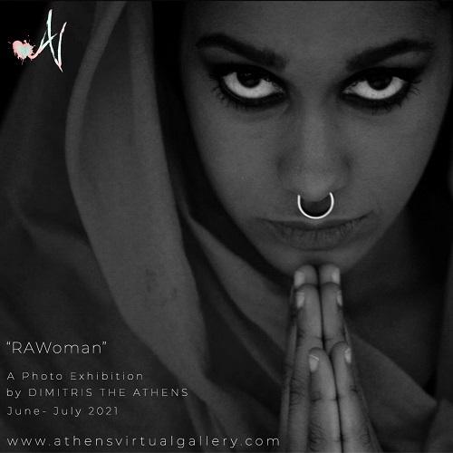 """RAWoman"" by Dimitris The Athens έκθεση φωτογραφίας στην Athens Virtual Gallery"