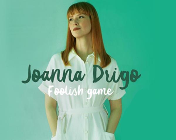"""Foolish game"" το νέο single της Joanna Drigo κυκλοφορεί από το Ogdoo music group"