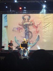 Πήγαμε / Είδαμε : Μίλτος Πασχαλίδης στο CT Garden Festival ....γράφει ο Σπύρος Κουλουμπής