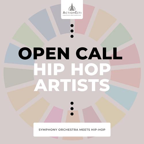 Open Call - Hip Hop καλλιτέχνες με συμφωνική ορχήστρα